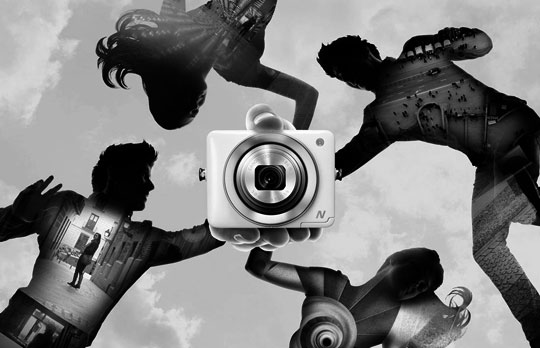 Canon PowerShot N Campaign