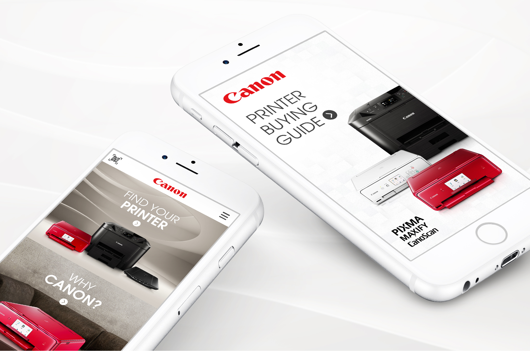 Canon Printer Buying Guide App