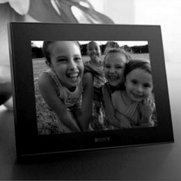Sony S-Frame - Digital Photo Frame